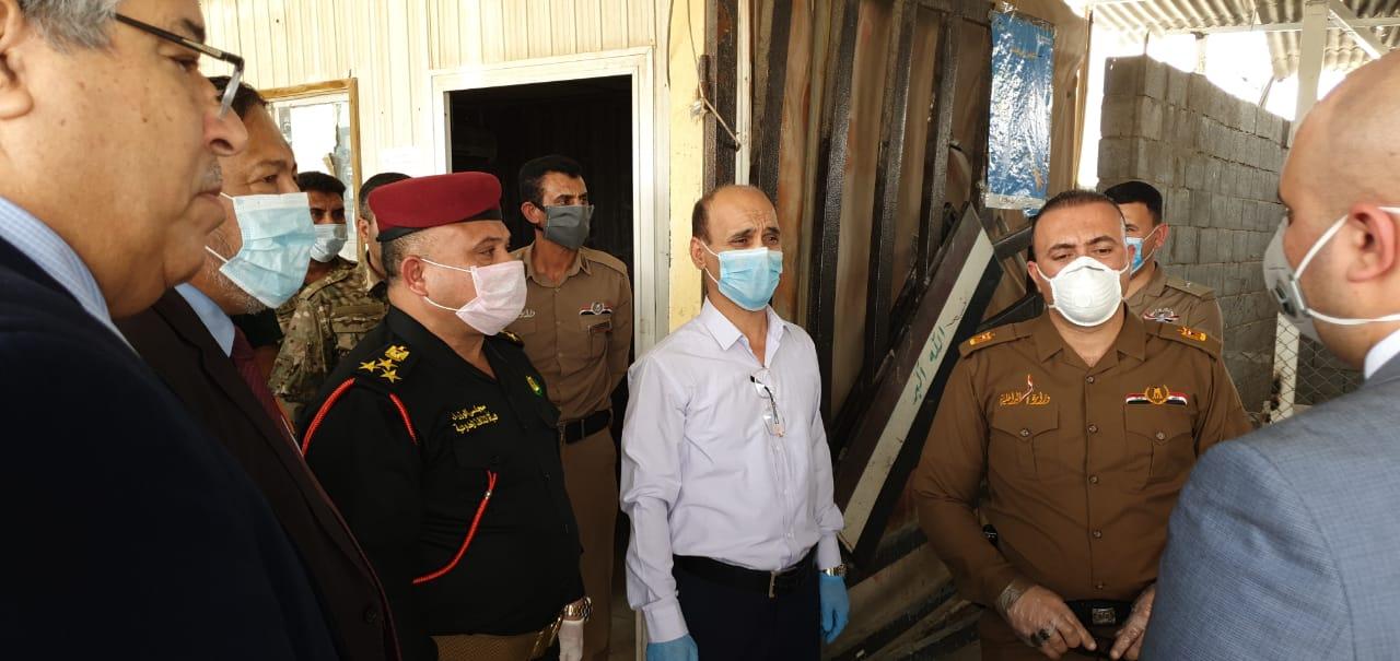 عودة قرابة 200 عراقي من إيران و روسيا