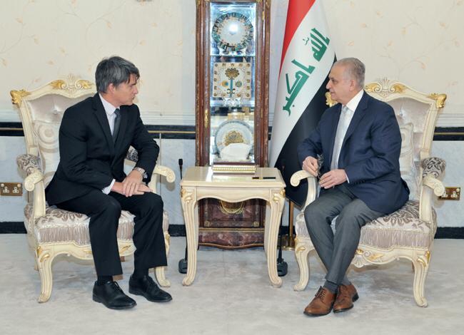 بغداد تستدعي القائم بالاعمال الامريكية في العراق بشأن قصف مواقع عسكرية