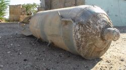 النجيفي: القوات العراقية ارادت قصف الموصل بالبراميل المتفجرة