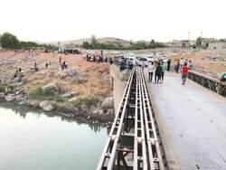 غرق خمسة اشخاص من اسرة واحدة في نهر الخابور بدهوك