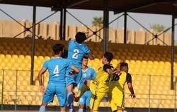 تعادلان وفوز بختام مشوار دوري القدم العراقي