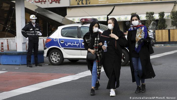 تسجيل أكثر من 2500 اصابة جديدة و158 حالة وفاة في ايران