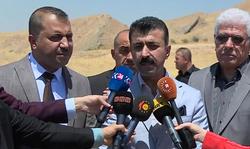 البدء بمشروع طريق رئيس في عاصمة اقليم كوردستان بتكلفة تزيد على 4 مليارات
