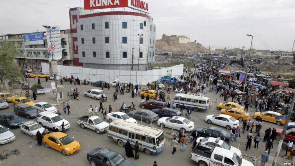 ارتفاع درجات الحرارة في إقليم كوردستان وخانقين الاعلى