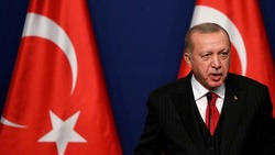 Turkey supports Al-Kadhimi's government, Erdogan