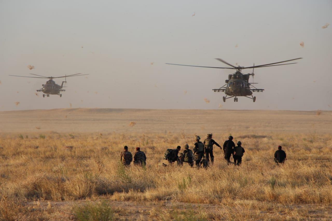 إحباط تفجير يستهدف قائد طيران الجيش العراقي في بغداد
