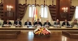 مجلس وزراء كوردستان يعقد جلسة لبحث آخر المستجدات بشأن الحوارات مع بغداد