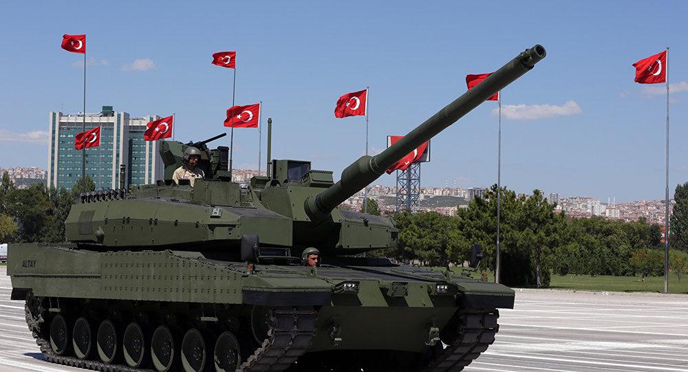 وصول تعزيزات عسكرية تركية الى الحدود مع سوريا