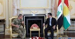 كوردستان والتحالف الدولي: داعش يهدد بعض مناطق العراق