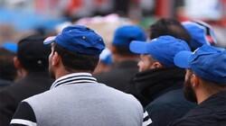 """""""القبعات الزرق"""" يطيحون بمنصة اعتصام كربلاء ويطلقون الرصاص الحي على المحتجين"""