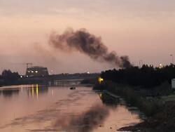 احراق مبنى حكومي جنوبي العراق بعد ساعات من عودة محافظ مستقيل