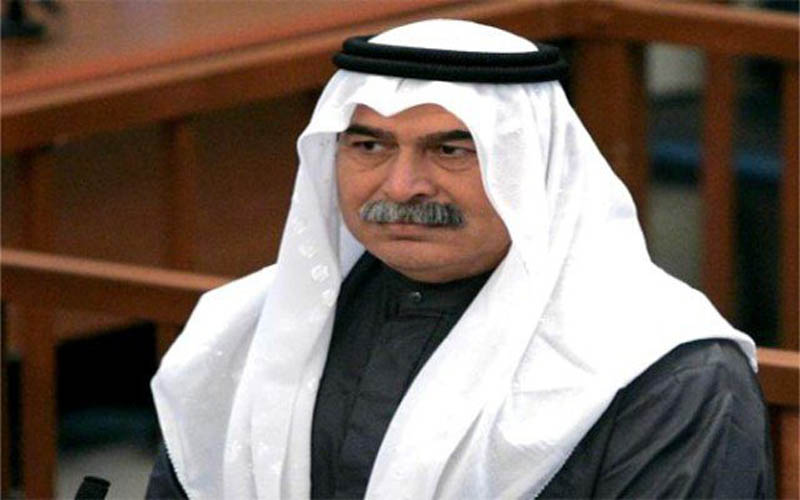 وفاة سلطان هاشم وزير الدفاع  في نظام صدام حسين