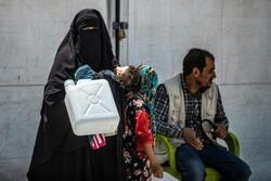 قوة كوردية تسلم أربعة أيتام ألمان من عائلات تنظيم داعش إلى بلدهم