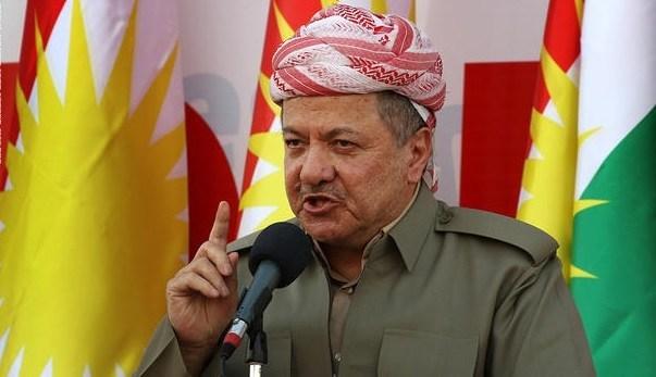 مسعود بارزاني يصدر رداً على فيلم إيراني أثار جدلاً في اقليم كوردستان