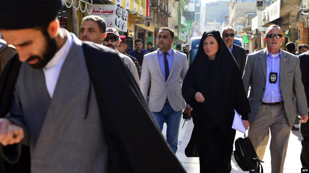 UN envoy controversial tweet faces Iraqis