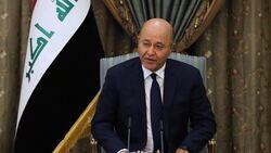 """بغداد وباريس تؤكدان """"وجوب"""" احترام إرادة العراق وسيادته"""