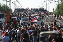 5 demonstrators killed in Baghdad