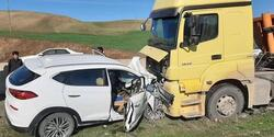 وفاة واصابة ثلاثة اشخاص بحادث سير على طريق حيوي قرب السليمانية