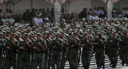 """""""إجراءات حاسمة"""".. أول تعليق من الحرس الثوري على احتجاجات ايران"""
