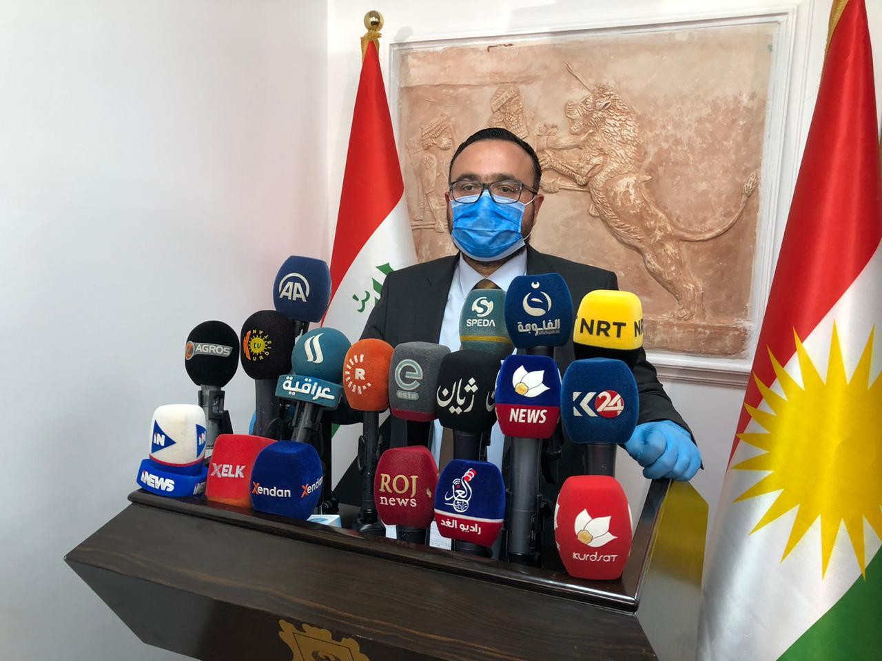 كوردستان تلغي نظام الفردي والزوجي لسيارات الاجرة وتسمح للباصات بمزاولة العمل
