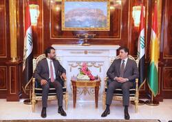 نيجيرفان بارزاني ومحمد الحلبوسي يدعوان لحراك سياسي بين بغداد وأربيل