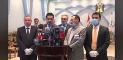 """بغداد تتحدى معترضين على مخيم """"العملة"""" وتحدد موعدا لانهاء ملف النزوح"""