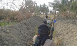 داعش يرتكب مجزرة ويقتل 8 اشخاص من اسرتين بكمين على طريق كركوك - بغداد
