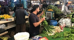 Residents resort to panic buying after curfew order in Erbil