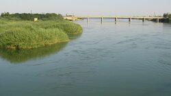 غرق مراهقين شقيقين في نهر جنوبي كركوك