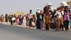 """العراق يسعى لعقد """"اتفاقية عربية مشتركة"""" بشأن النازحين"""