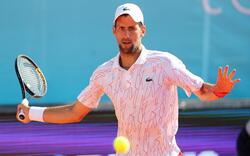إصابة المصنف أولا عالميا في التنس دجوكوفيتش بكورونا