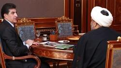 """رئيس اقليم كوردستان: قصف مقرات الحشد الشعبي """"أكبر خطأ ارتُكب"""""""