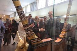 الحكومة العراقية تكشف عن قرب استعادة 15 الف قطعة اثرية من امريكا