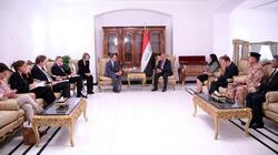 عبد المهدي يبلغ المانيا بإرسال وفود ورسائل عراقية الى طهران و واشنطن واوربا
