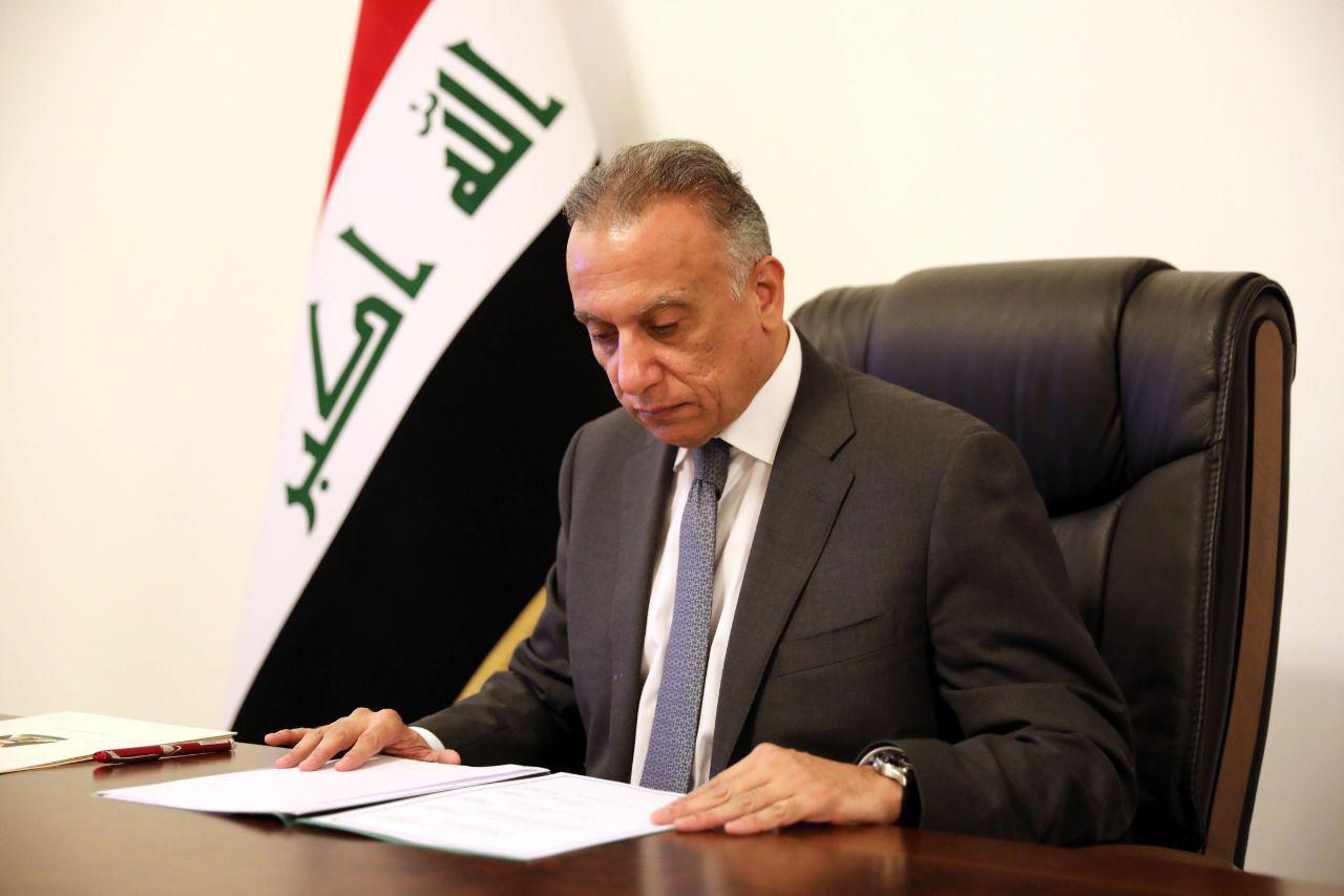 """مكتب الكاظمي يعلن اجراء مشاورات """"ايجابية"""" لتشكيل الحكومة الجديدة"""