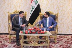 """مكتب الحلبوسي يكشف نتائج الاجتماع مع بارزاني و""""عرض"""" كوردستاني"""