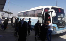 The Ministry of Immigration returns more than 150 Iraqi refugees from Turkey to Iraq