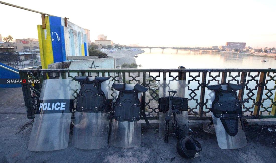 واسط.. ارتفاع قتلى المتظاهرين والسلطات الأمنية تفرض حظر التجوال