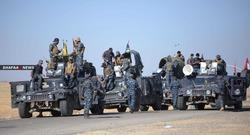 هجوم لداعش يوقع ضحيتين من الشرطة الاتحادية في كركوك