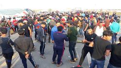 ارتفاع حصيلة جرحى القوات الأمنية في حقل نفطي جنوبي العراق