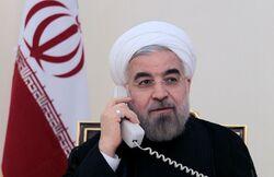 روحاني يهاتف الكاظمي: كنّا ولا نزال الى جانب العراق