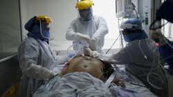 نصف بغداد تقرع ناقوس الخطر: لدينا 500 مصاب بكورونا يصارعون من أجل الحياة
