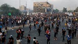 الحكومة العراقية تنتظر اعلانا لتبدأ بملاحقة ومحاسبة المسؤولين عن قمع الاحتجاجات
