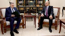 """مستشار بارزاني الخاص يكشف ما لم يُعلن بتكليف علاوي ورسالة """"انتقام"""" برهم صالح"""