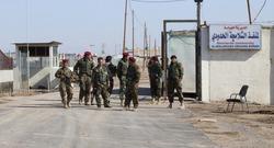 العراق يحصّن منفذا حدوديا مع ايران