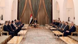 الزاملي: صالح متردد بتكليف مرشح رئاسة الحكومة والاسماء المطروحة تلاحقهم ملفات فساد