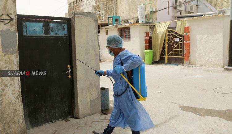 النجف تعلن 23 إصابة جديدة بفيروس كورونا