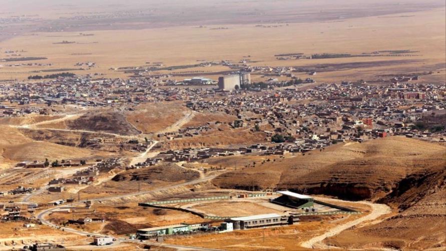 داعش جهنگاوهريگ باڵاى ئێزيدى له شهنگاڵ كوشت