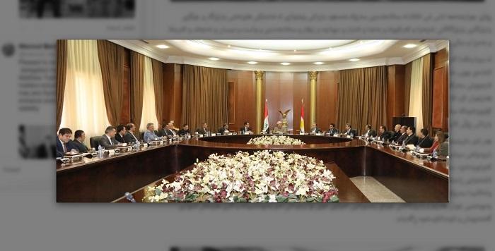 11 محافظة عراقية توجه طلبا لمسعود بارزاني