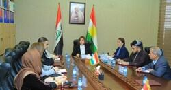 """""""نصب الشهيد"""" على طاولة برلمان كوردستان ولجنة تتخذ قراراً بصدده"""